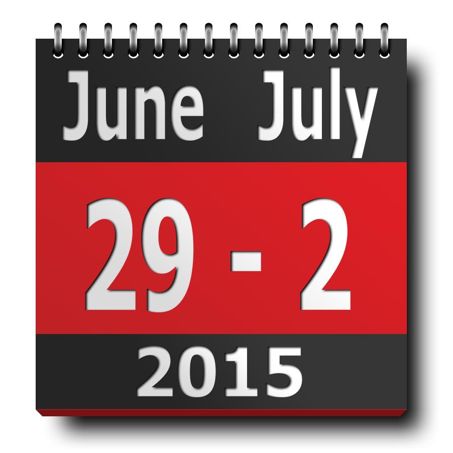 MMC2015 calendar