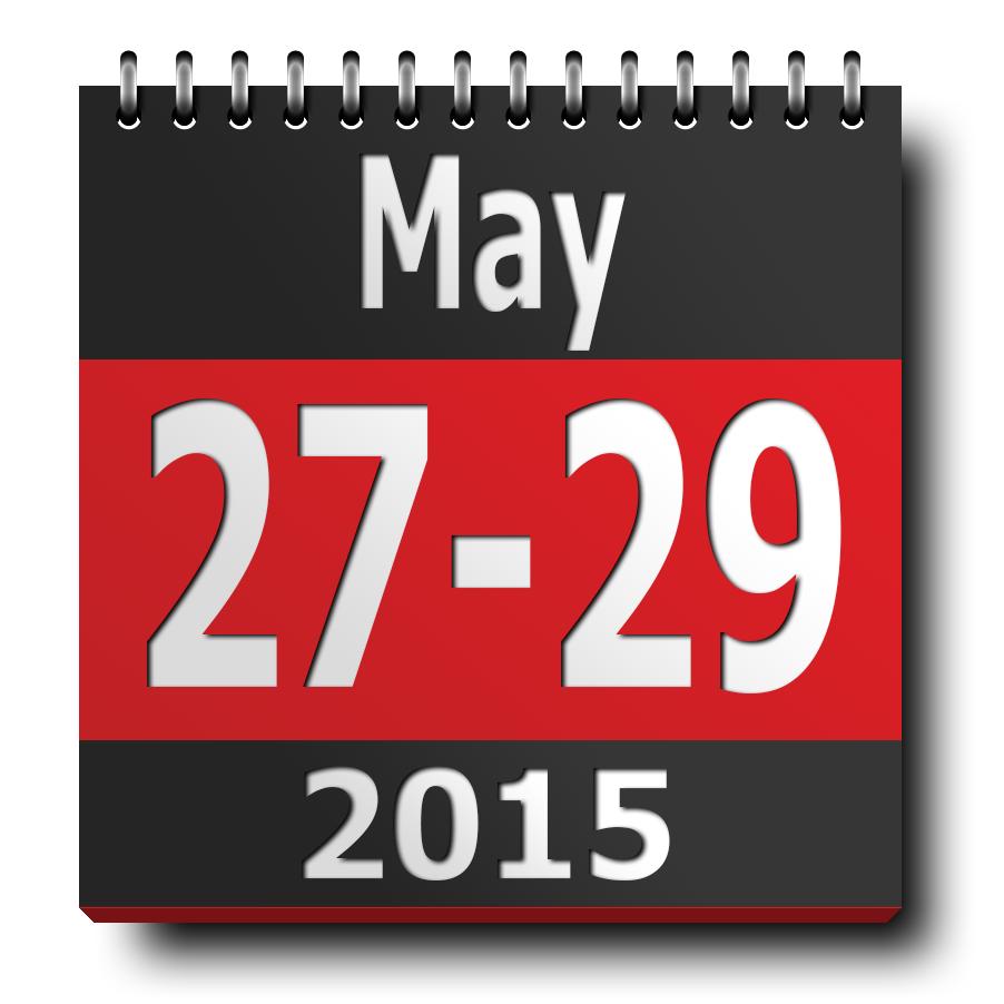 ISM2015 calendar