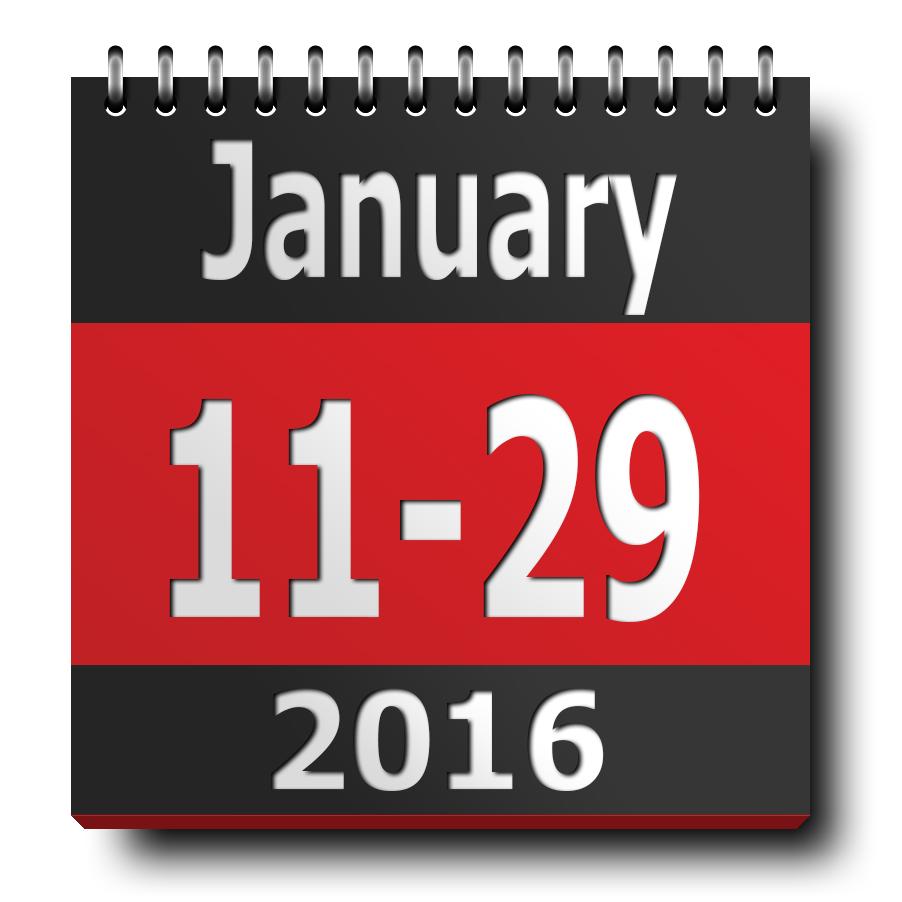 LNNano2016 calendar