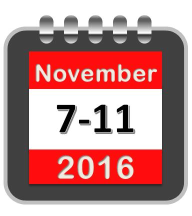 ICTAM-AMF10 calendar
