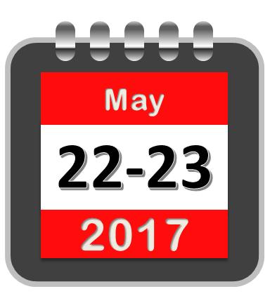 ISM2017 calendar