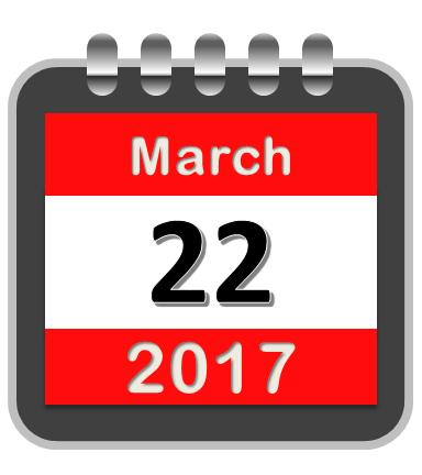 RMS1 calendar