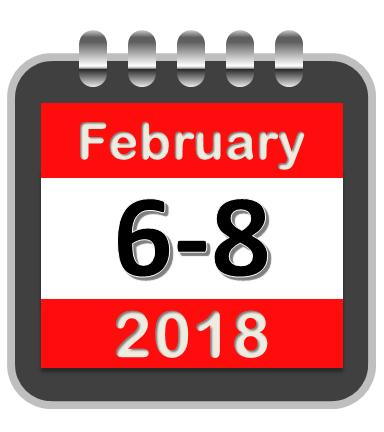 IMEC2018 calendar